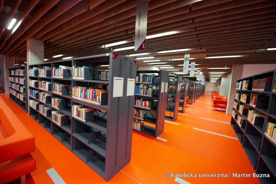knižnica KU