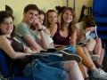Účastníci Letnej školy žurnalistiky 3