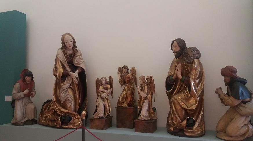 Sedem hlavných sôch Oltára narodenia