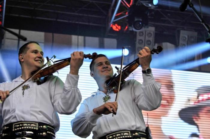 Piatkové vystúpenie Kollárovcov, Zdroj: rkhlas.sk