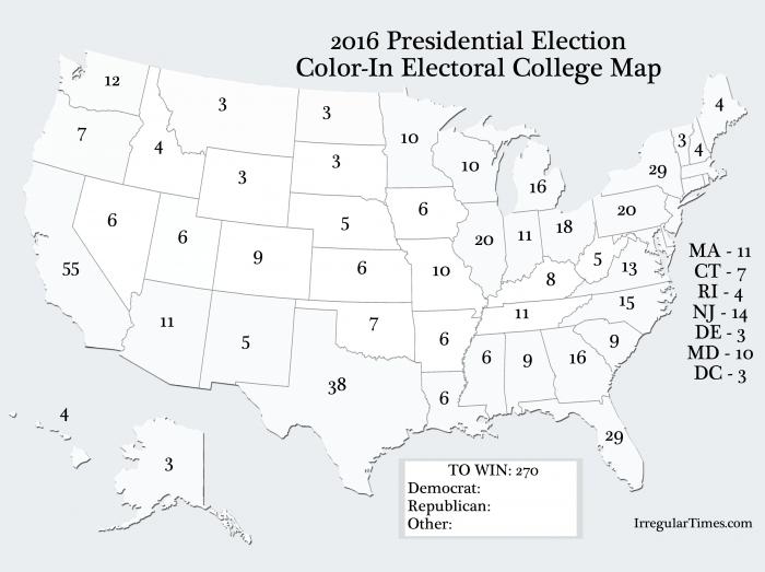 electoralcollegemap2016
