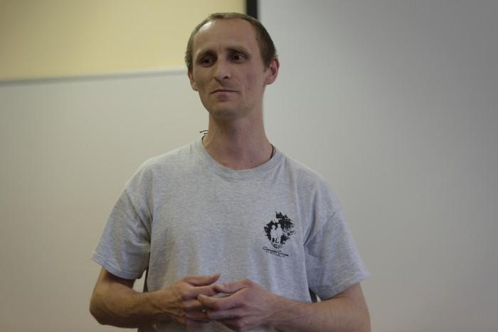 Prednáška: Od závislosti k slobode - Matej, Komunita Cenacolo